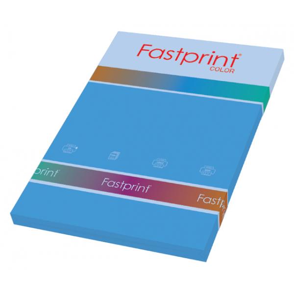 Kopieerpapier fastprint-50 a4 160gr diepblauw