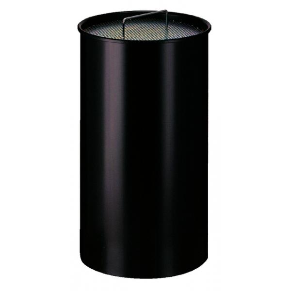 Asbak zand 50liter zwart(8713631003679)