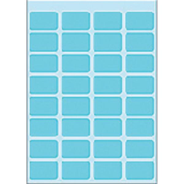 Etiket herma 3643 12x19mm 160st blauw
