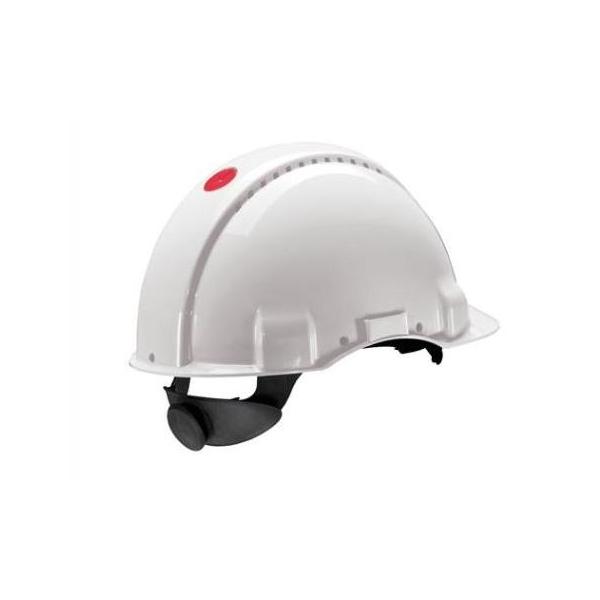 3M, helm, peltor, G30000NUV, draaiknop, wit