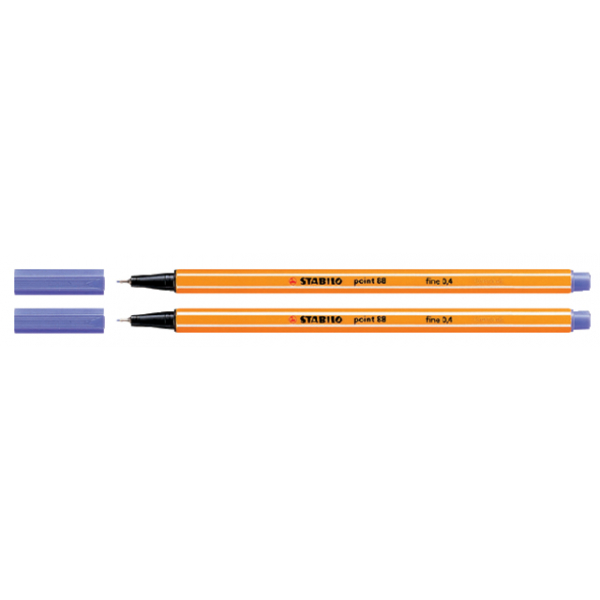 Fineliner stabilo point 88 lila