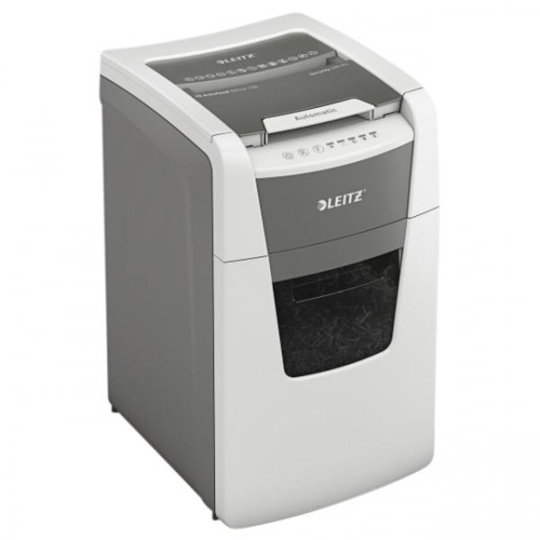 Papiervernietiger leitz iq auto+ office 150 p4 4x28mm(801300