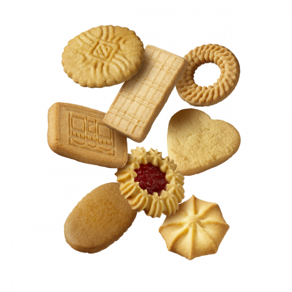 Koekjes elite relax biscuits assortiment 120x1pc(60101199)