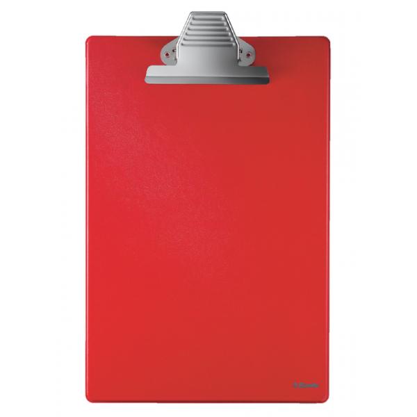 Klembord pvc esselte 27353 360x220mm rood