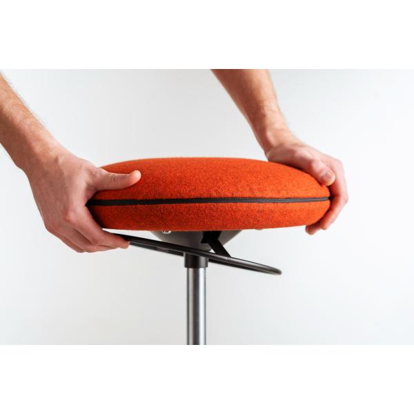 Be Steady ergonomische, dynamische kruk