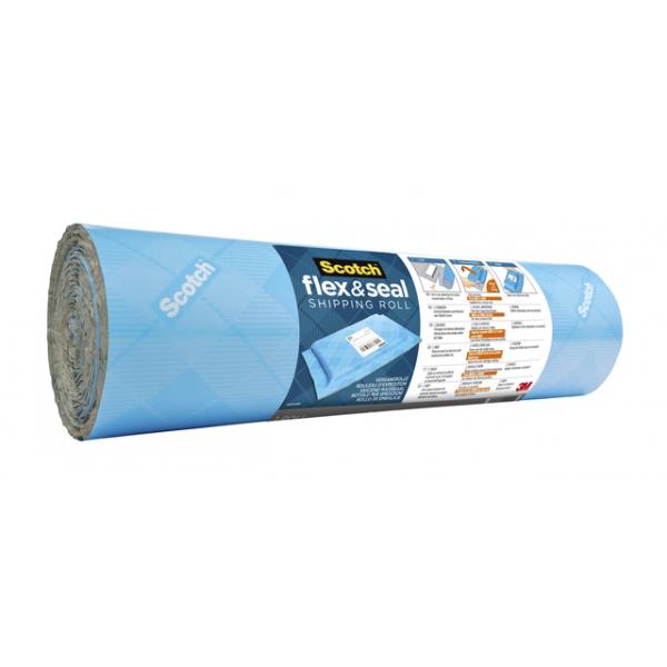 Verpakkingsrol 3m scotch flex & seal 38cmx3m(fs-1510)