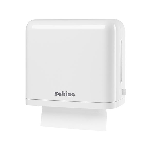 Satino by Wepa, handdoek dispenser, klein, 331020