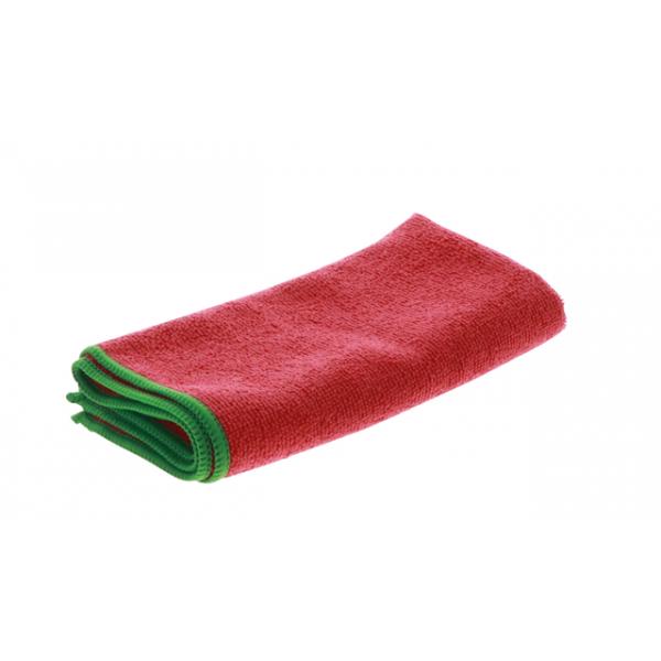Microvezeldoek greenspeed elements 40x40cm rood(3300810)