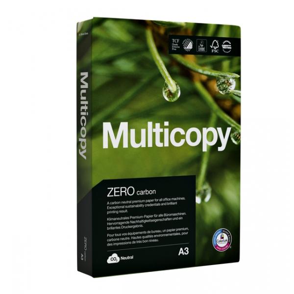 Kopieerpapier multicopy 80gr a3 wit