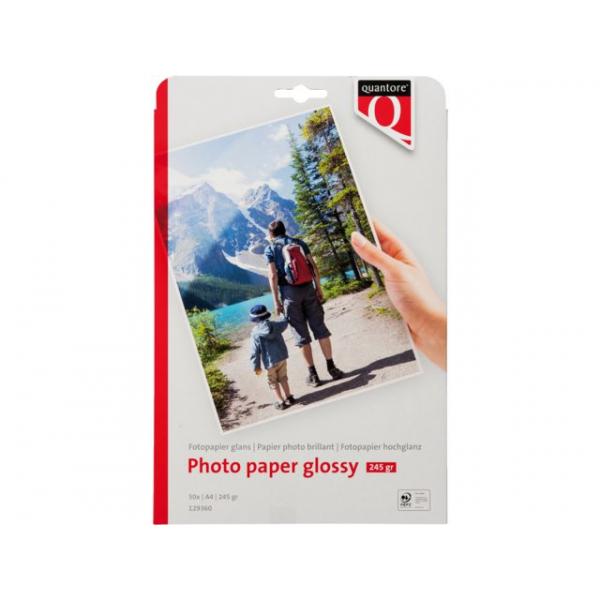 Fotopapier quantore a4 240gr glans(88110961)