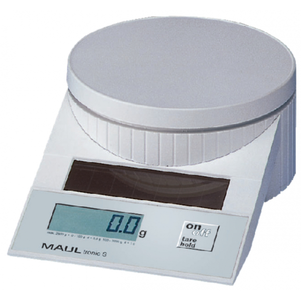 Briefweger maul 15150-02 digitaal 5000gr