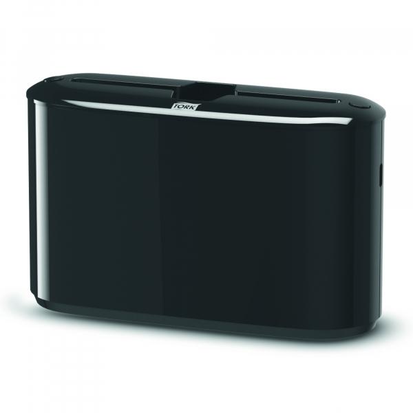 Tork Xpress, handdoek dispenser, countertop, zwart H2 552208