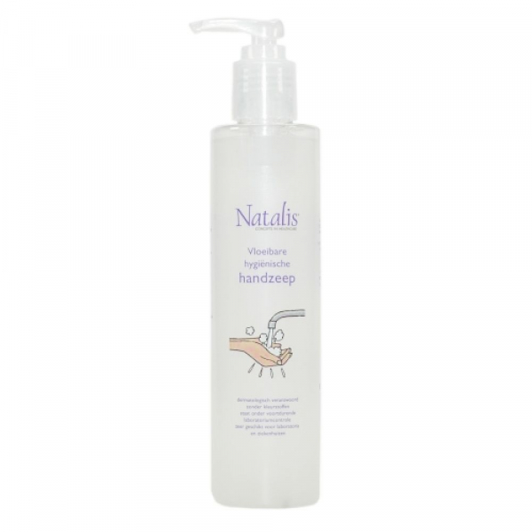 Natalis, hygienische zeep, pomp, 250ml