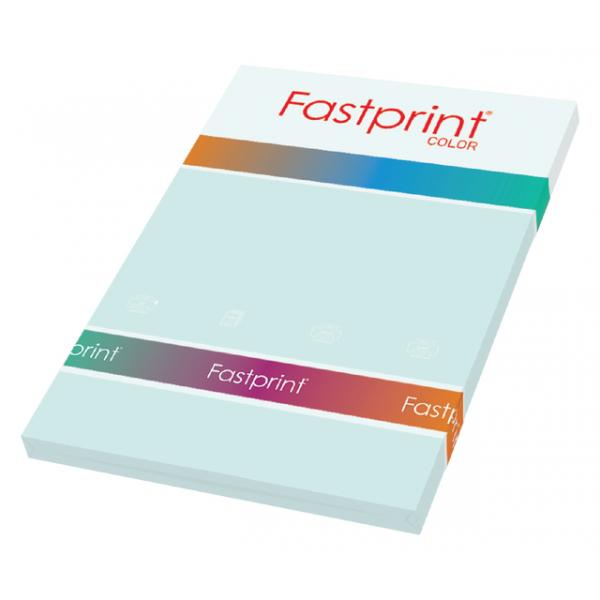 Kopieerpapier fastprint a4 160gr lichtblauw