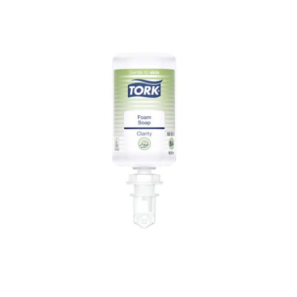 Tork Premium, schuimzeep, 1 liter, zuiver, 520201 (6 stuks)