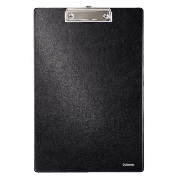 Klembord+band esselte 56057 340x220mm zwart